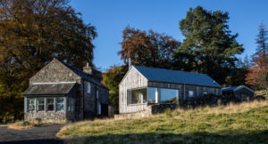 The New Steading exterior