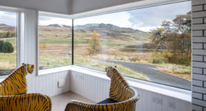 The New Steading Interior looking out